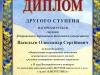 Диплом ІІ Васильев